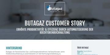 Butagaz - Case Study