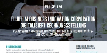 Fujifilm Business Innovation Corporation - Case Study