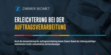 Zimmer Biomet - Customer Story