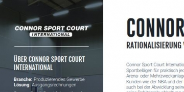 Case Study: Connor Sport Court International –...
