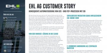 EHL - Customer Story