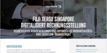 Case Study Fuji Xerox