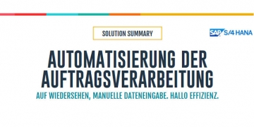 Solution Summary: Order Management mit SAP-Integration