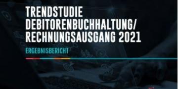 Trendstudie Debitorenbuchhaltung / Rechnungsausgang 2021