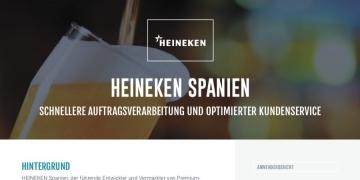 Case Study Heineken Spanien