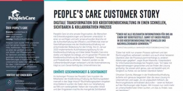 People's Care - Customer Story