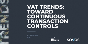 Sovos Report 2021 - VAT Trends: Towards Continous...