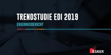 EDI Trendstudie 2019